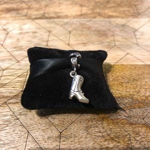 Jewelry - Cowboy boot bracelet charm